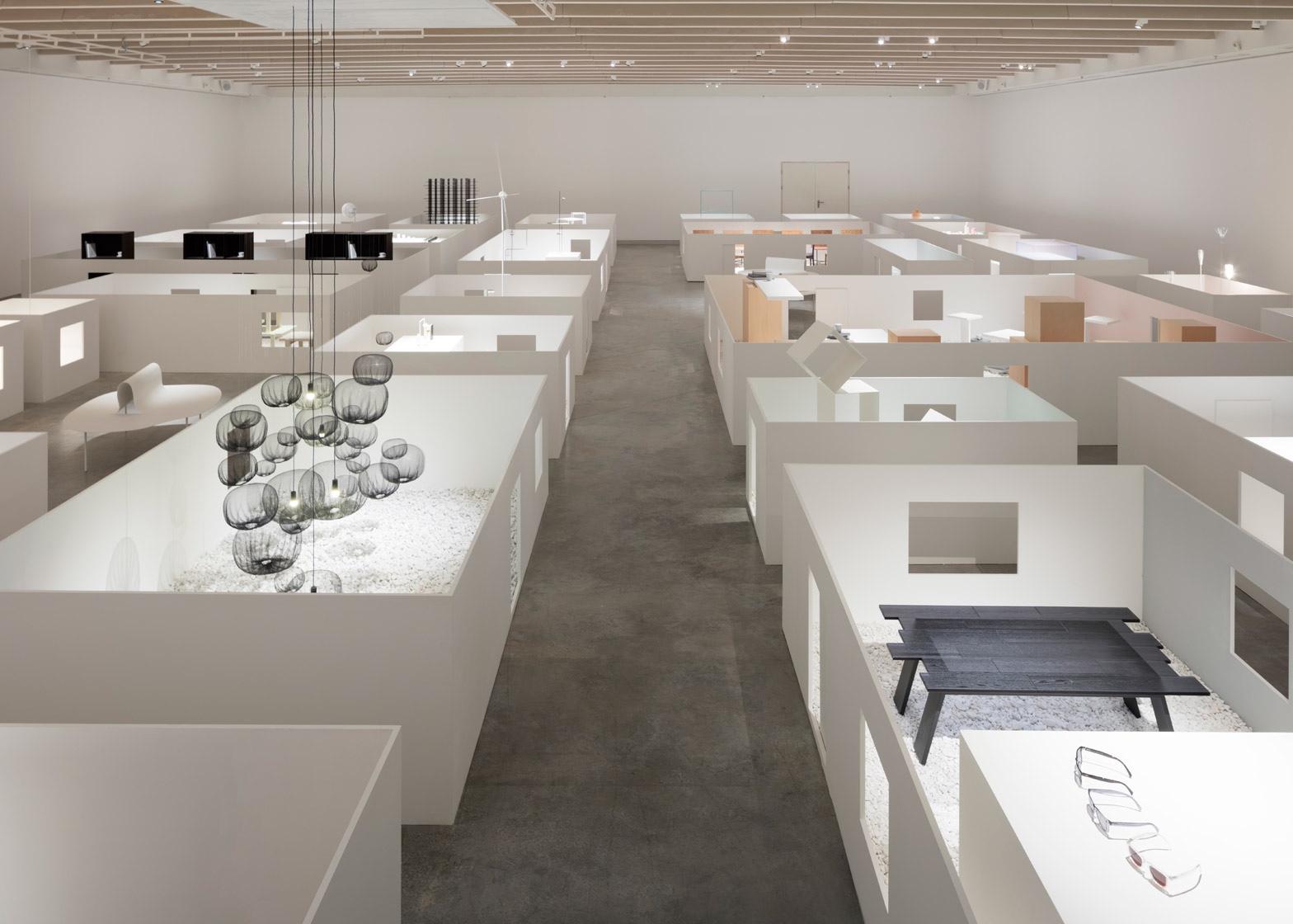 Музей работ Оки Сато - объекты музея