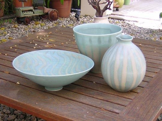 Оригинальные работы дизайнера по керамике Moye Thompson - Фото 1