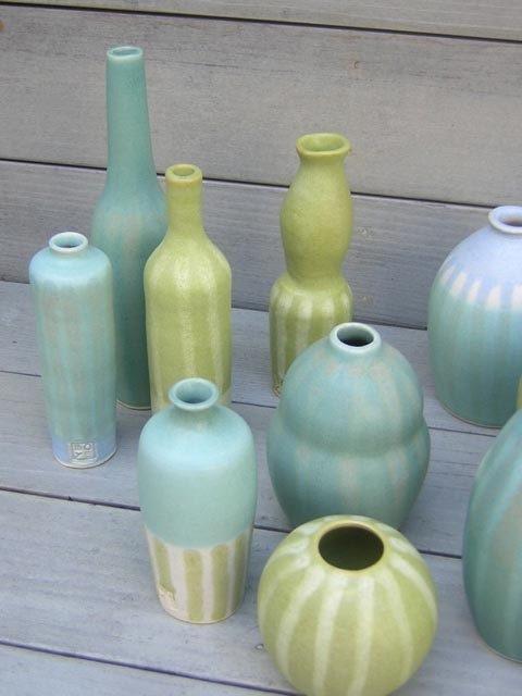 Оригинальные работы дизайнера по керамике Moye Thompson - Фото 5
