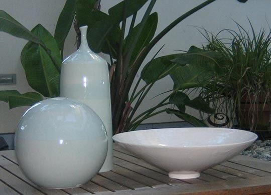 Оригинальные работы дизайнера по керамике Moye Thompson - Фото 7