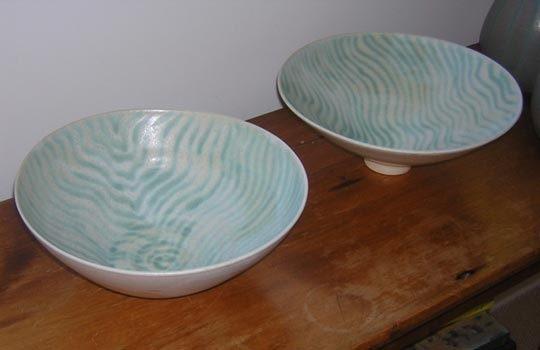 Оригинальные работы дизайнера по керамике Moye Thompson - Фото 8