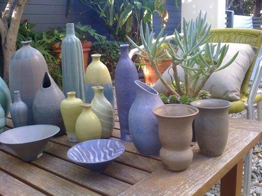 Оригинальные работы дизайнера по керамике Moye Thompson - Фото 10