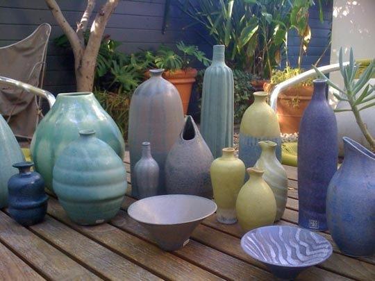 Оригинальные работы дизайнера по керамике Moye Thompson - Фото 11