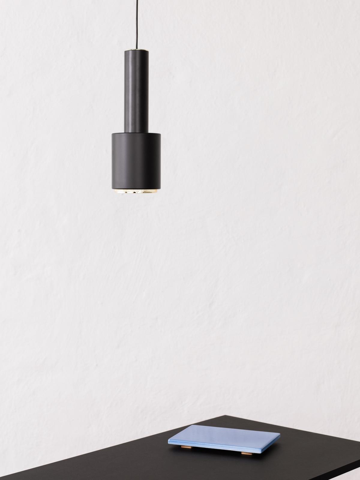 Дизайнер с мировым именем Алвар Аалто - лампа A110