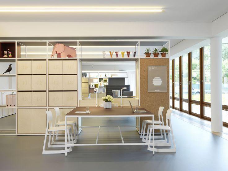 Дизайнерская мебель для офиса в стиле минимализм