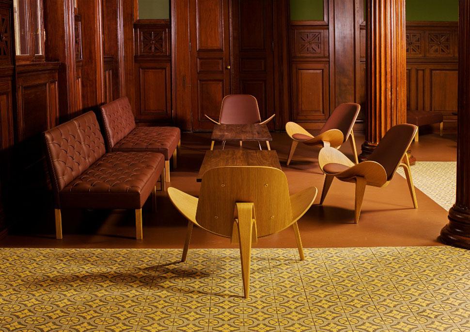 Дизайнерская мебель для офиса - кресла в стиле модерн