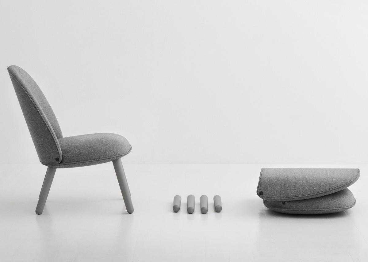 Сборная мебель для гостиной - Ace. Фото 1