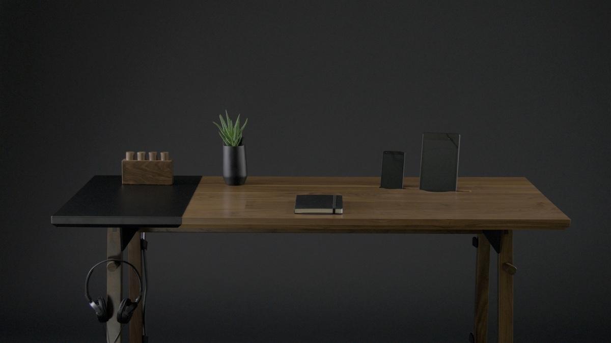 Сборная мебель для гостиной - стол 01. Фото 3