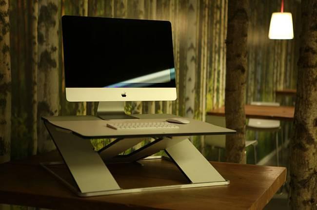 Компактный дизайнерский рабочий стол