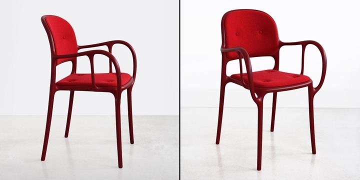 Яркие стулья Mila от Jaime Hayon