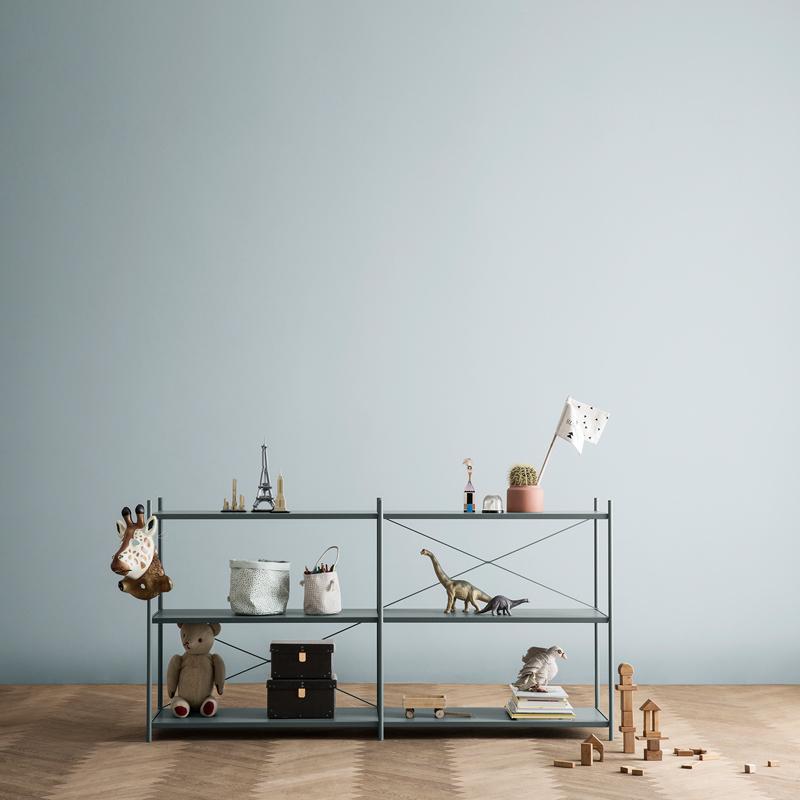 Дизайнерские коллекции мебели  - Punctual. Стеллаж. Фото 1