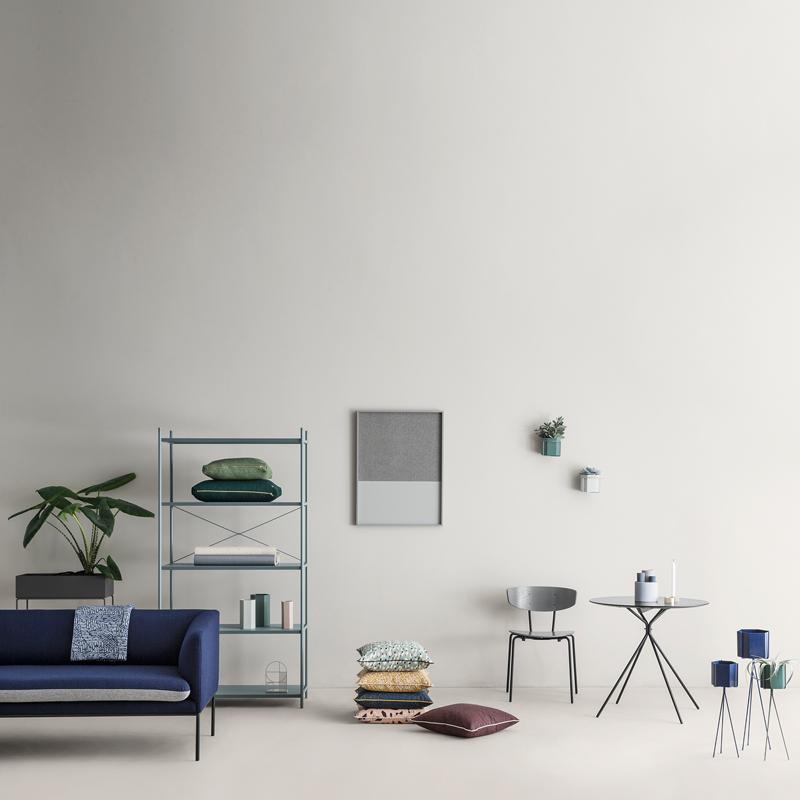 Дизайнерские коллекции мебели  - Punctual. Стеллаж. Фото 3