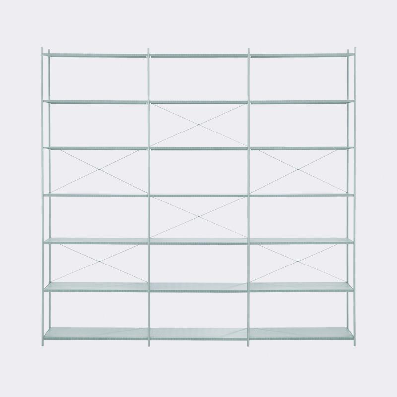 Дизайнерские коллекции мебели  - Punctual. Стеллаж. Фото 4