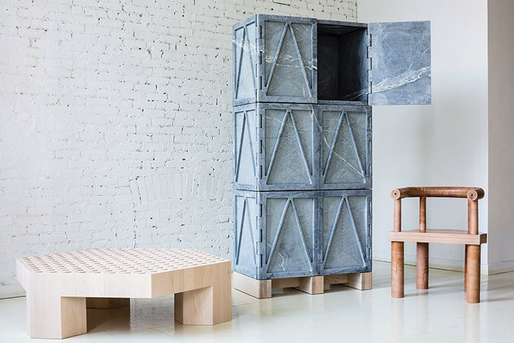 Дизайнерские коллекции мебели  - Qualities of Material от Fort Standard. Фото 1