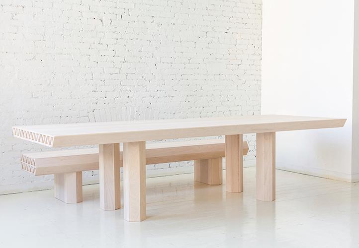 Дизайнерские коллекции мебели  - Qualities of Material от Fort Standard. Фото 2