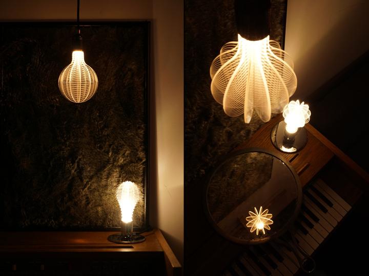 Дизайнерские лампочки в стиле минимализм - Фото 2