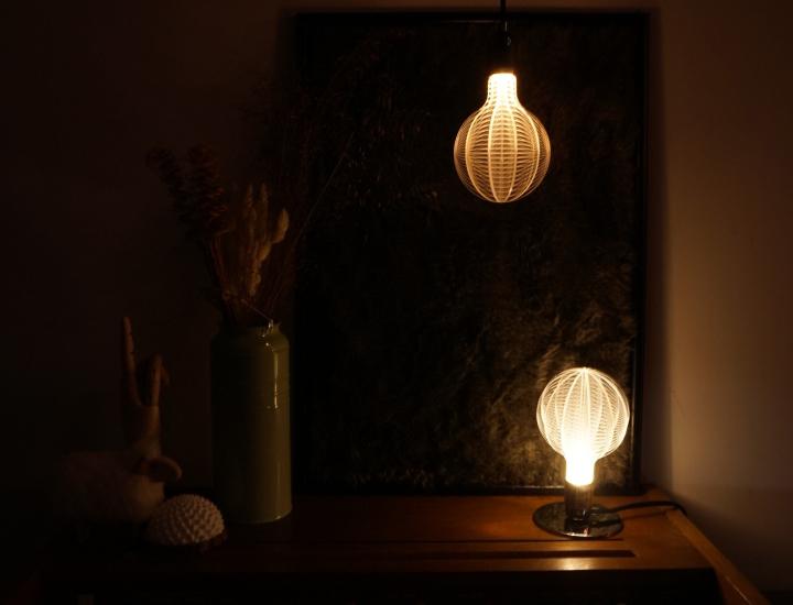 Дизайнерские лампочки в стиле минимализм - Фото 3