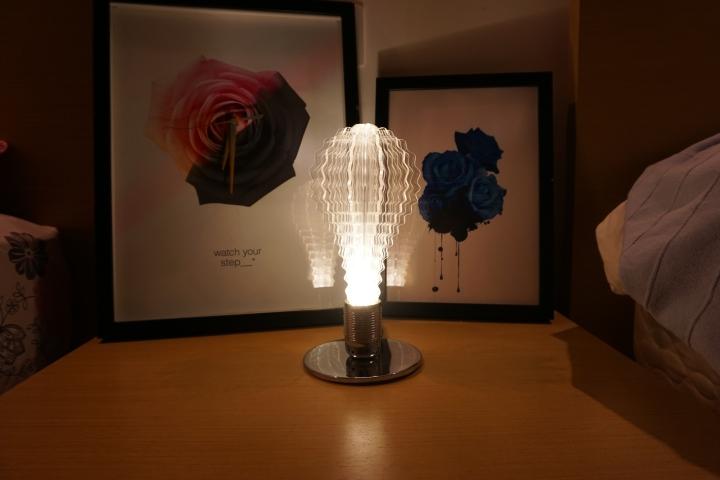 Дизайнерские лампочки в стиле минимализм - Фото 13