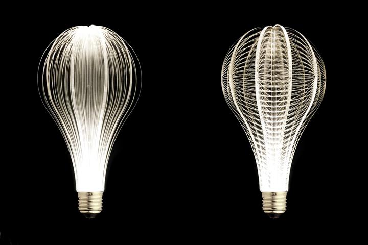 Дизайнерские лампочки в стиле минимализм - Фото 14
