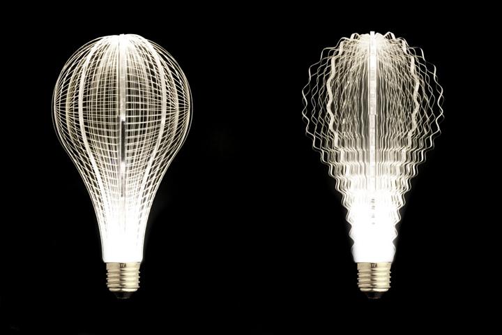 Дизайнерские лампочки в стиле минимализм - Фото 15