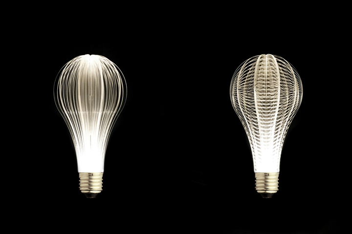 Дизайнерские лампочки в стиле минимализм - Фото 16