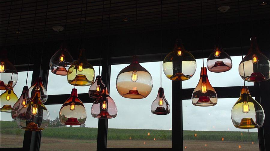 Дизайнерские подвесные светильники - Fluid Waterdrop - фото 4