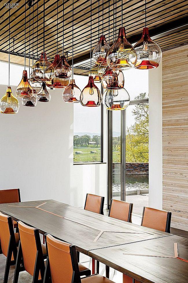 Дизайнерские подвесные светильники - Fluid Waterdrop - фото 3