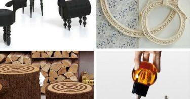 Дизайнерские предметы интерьера, вызвавшие интерес у посетителей выставки Maison & Objet в Париже