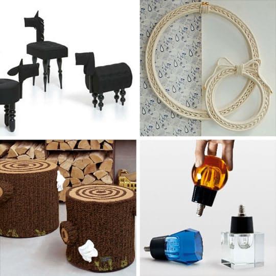 Дизайнерские предметы интерьера