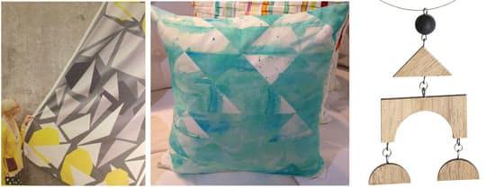 Дизайнерские предметы интерьера: текстильные изделия