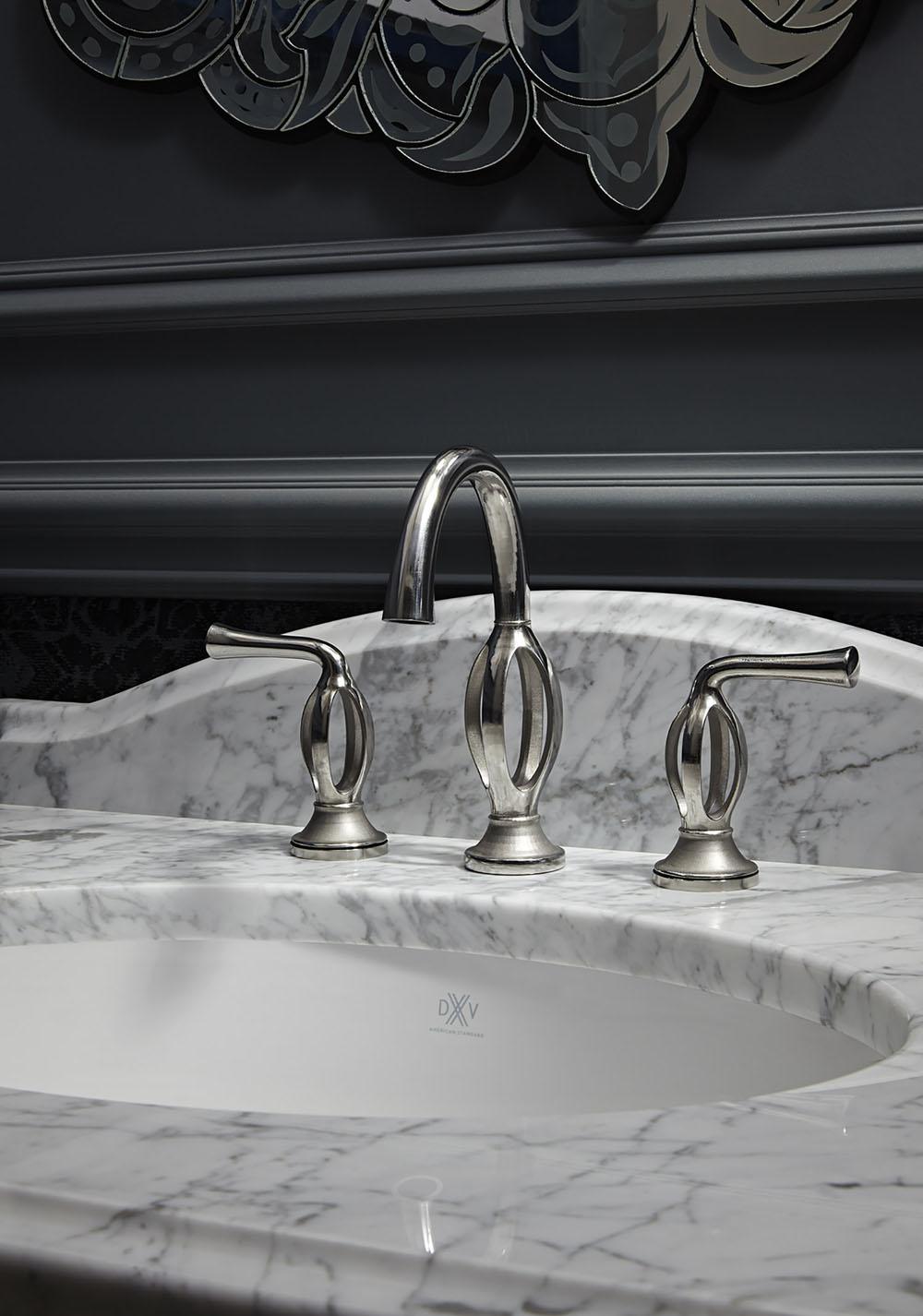 Дизайнерские смесители в ванную. Фото 1