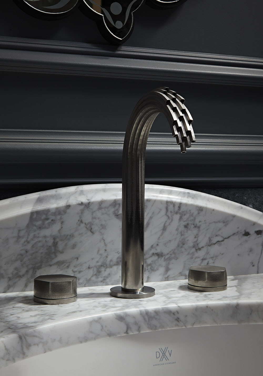 Дизайнерские смесители в ванную. Фото 2