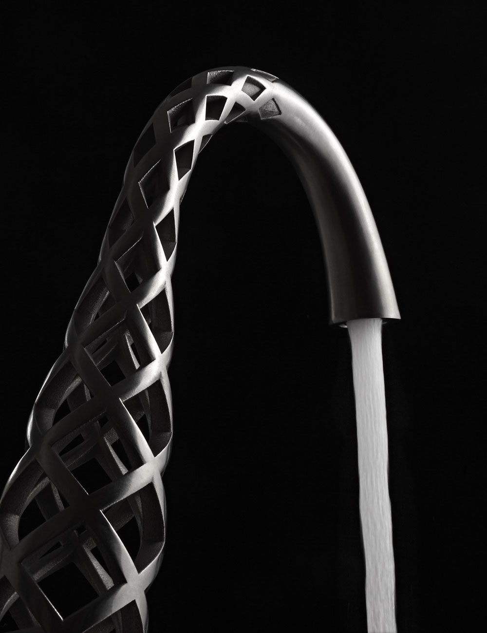 Дизайнерские смесители в ванную. Фото 4