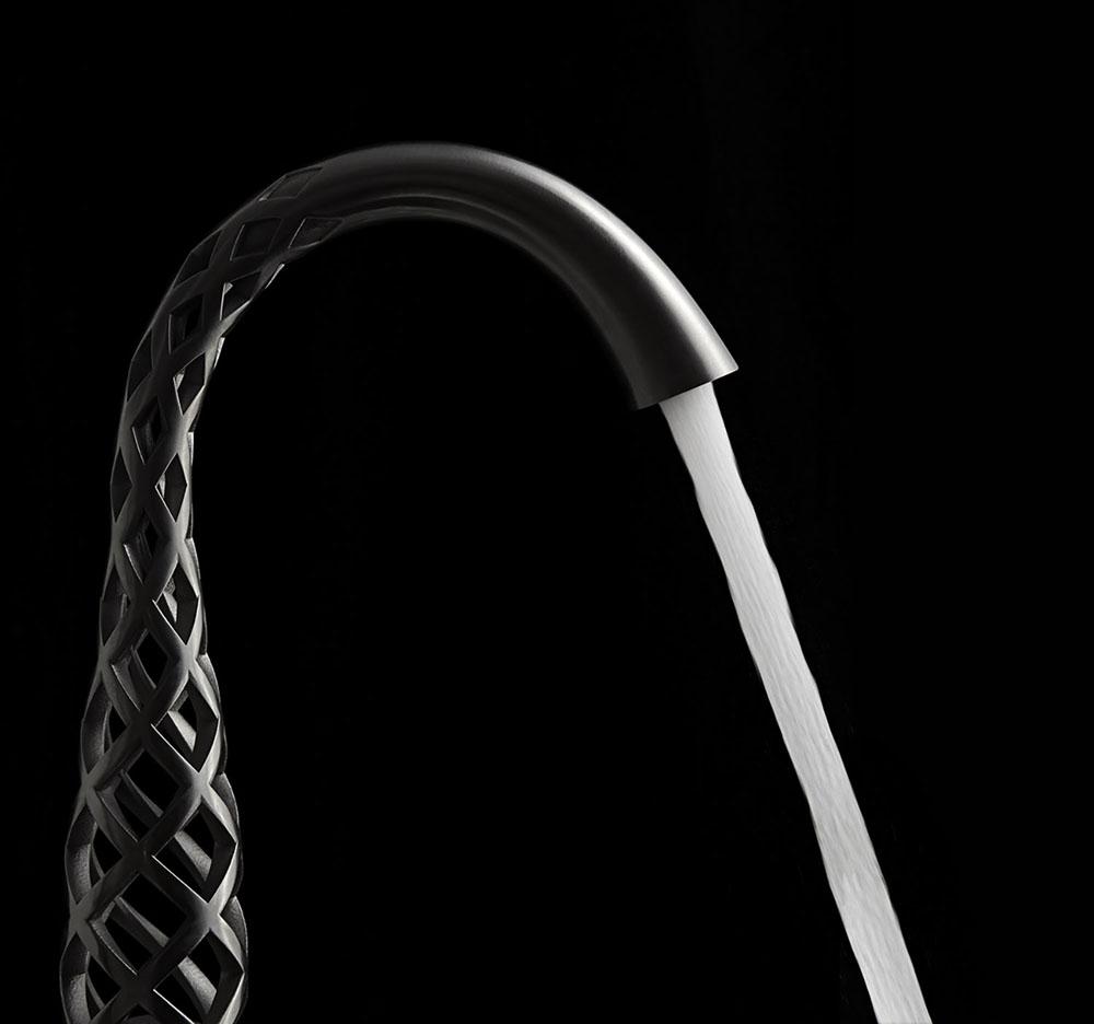 Дизайнерские смесители в ванную. Фото 5