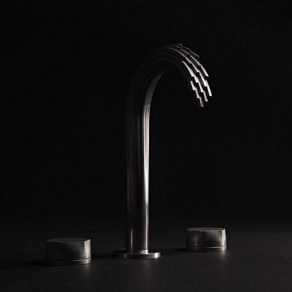 Дизайнерские смесители в ванную. Фото 8