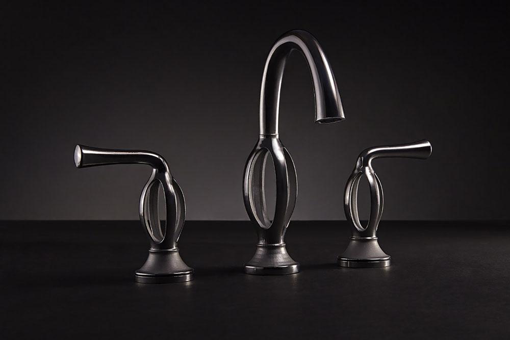 Дизайнерские смесители в ванную. Фото 11
