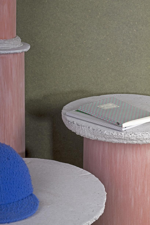 Оригинальный стол-цилиндр для интерьера - Фото 4
