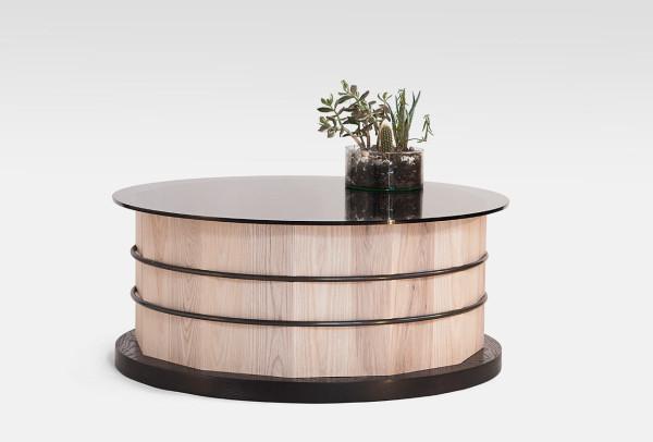 Оригинальный стол-цилиндр для интерьера - Фото 6