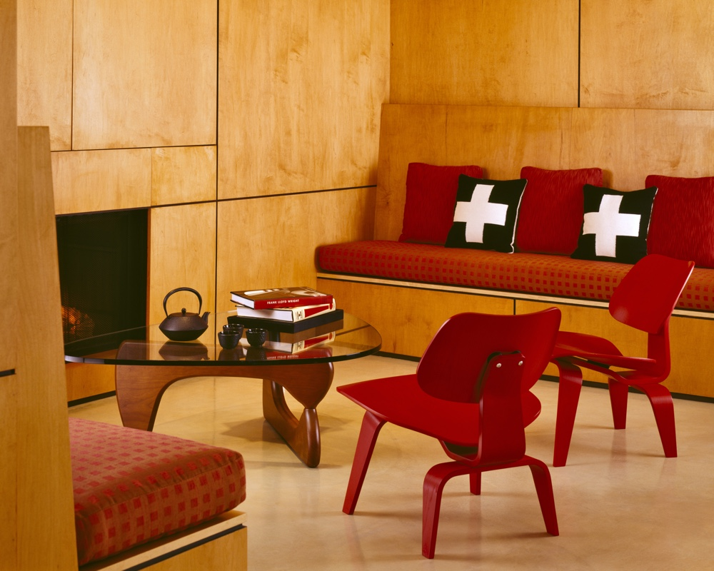 Стулья 40-х годов от дизайнера Финна Юля - LCW. Фото 2