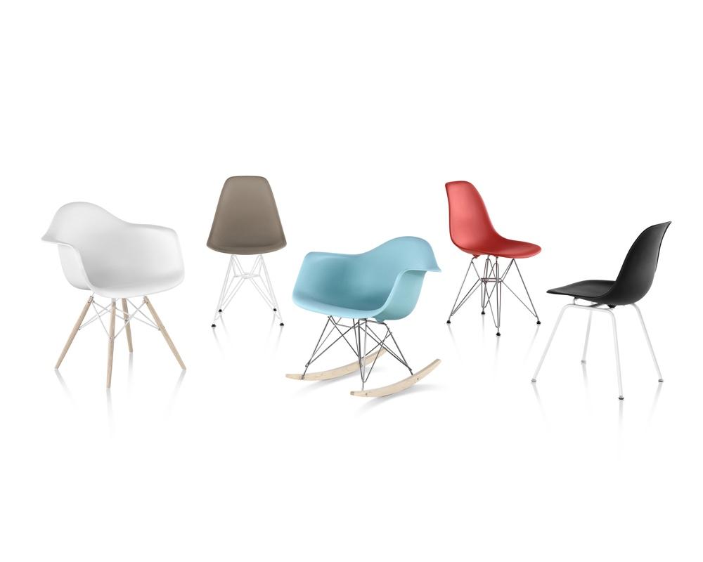 Стулья 40-х годов от дизайнера Финна Юля - Eames. Фото 1