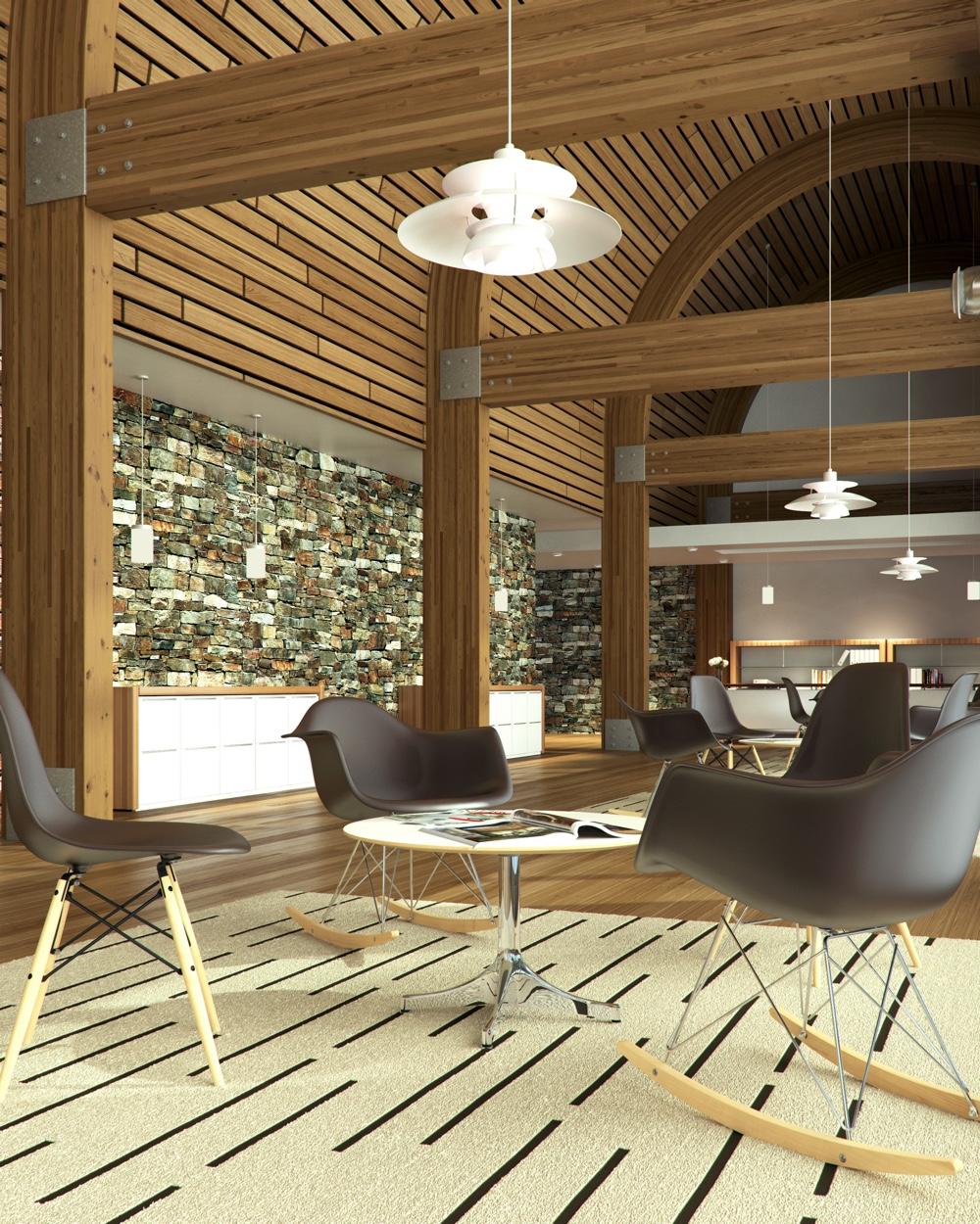 Стулья 40-х годов от дизайнера Финна Юля - Eames. Фото 2