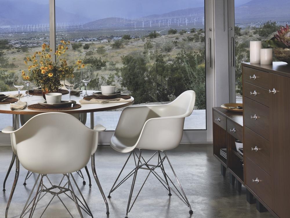 Стулья 40-х годов от дизайнера Финна Юля - Eames. Фото 3
