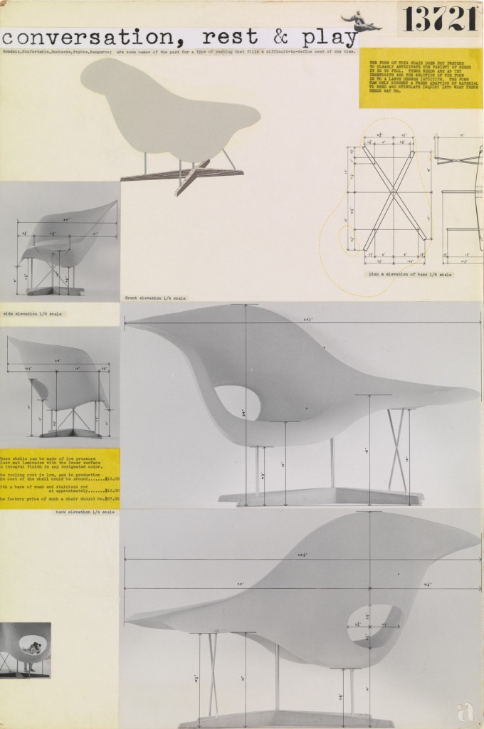 Стулья 40-х годов от дизайнера Финна Юля - La Chaise. Фото 3