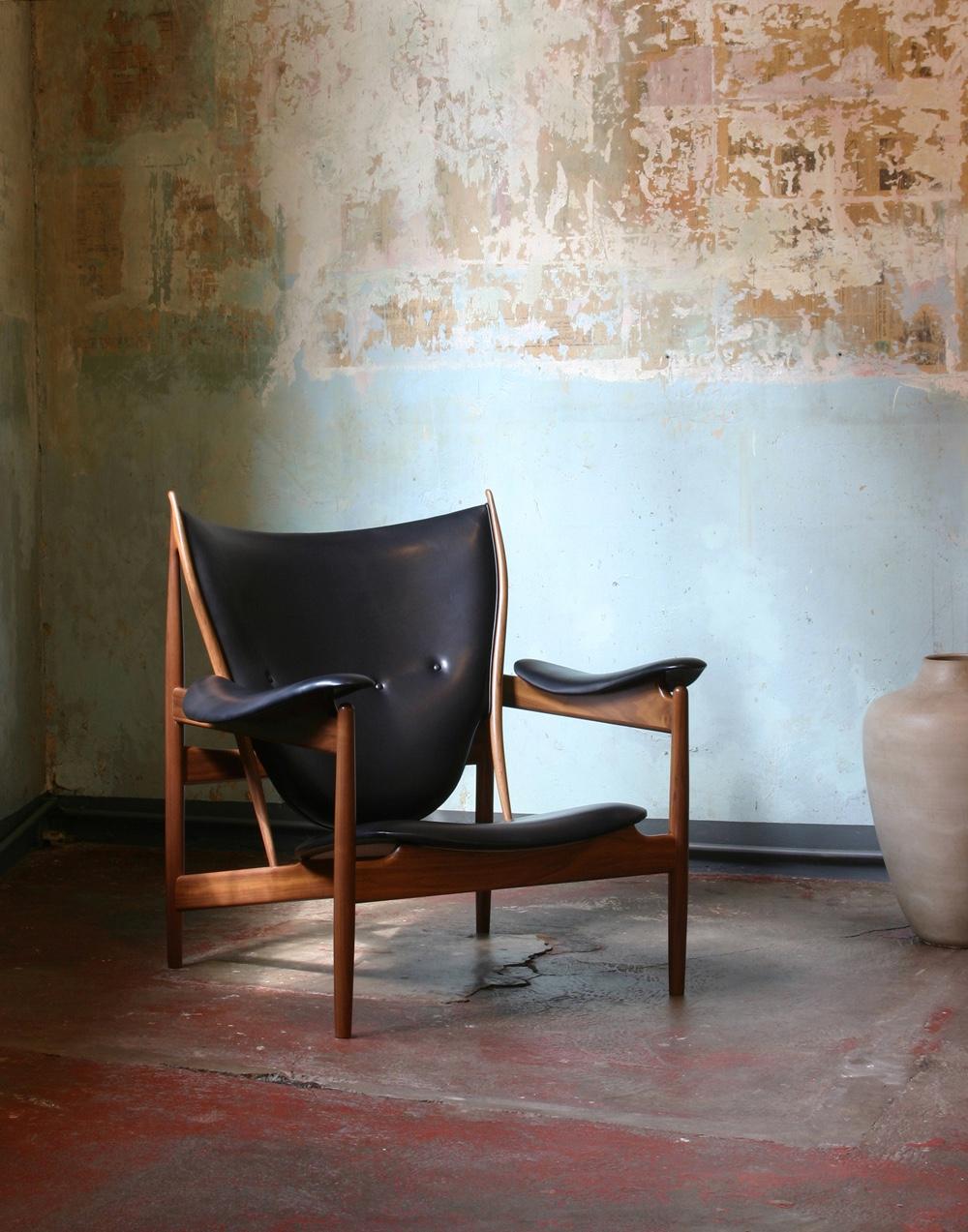 Стулья 40-х годов от дизайнера Финна Юля - Chieftains. Фото 1