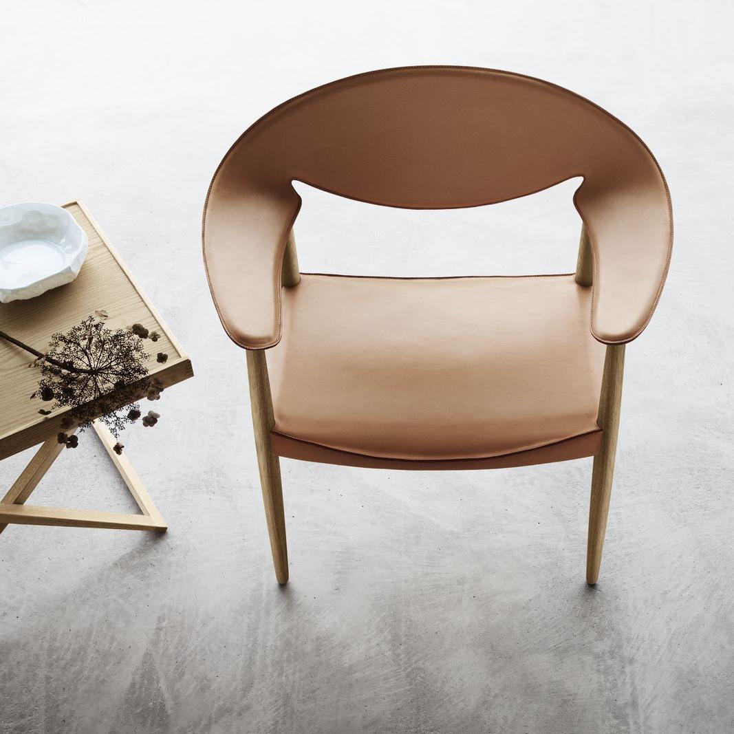 Стулья 40-х годов от дизайнера Финна Юля - Metropolitan. Фото 1