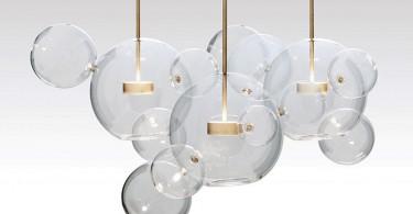 Дизайнерские светильники — 10 оригинальных идей