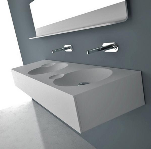 DNA + Vanity Sink
