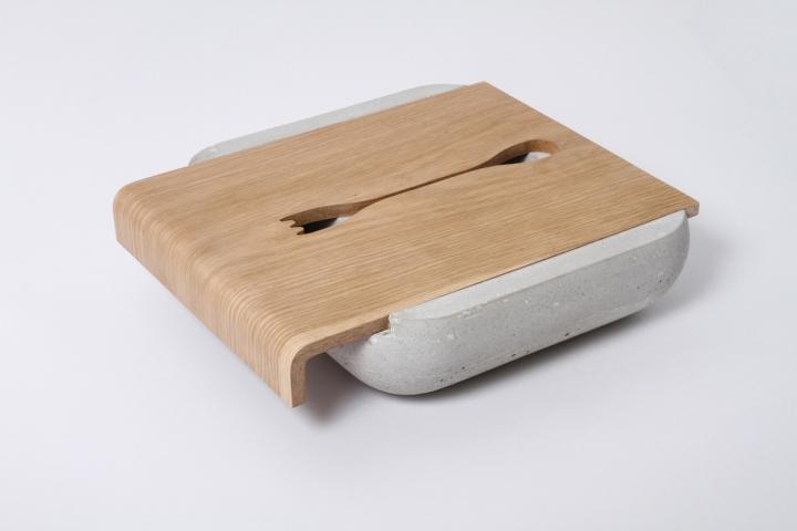 Превосходный столик Dobrobox & Dobrostol от дизайнера Ekaterina Vagurina