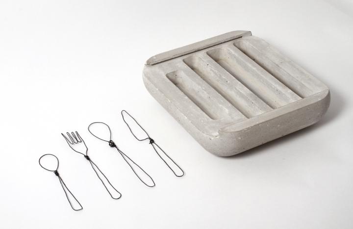 Чудесный столик Dobrobox & Dobrostol от дизайнера Ekaterina Vagurina