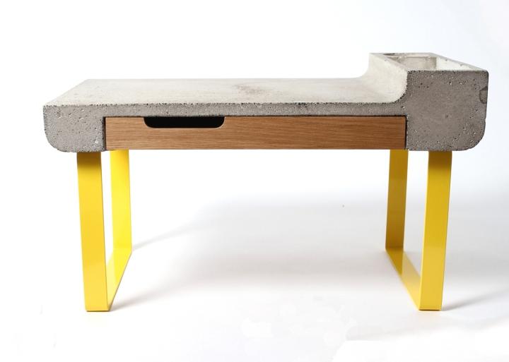 Превосходный стол Dobrobox & Dobrostol от дизайнера Ekaterina Vagurina